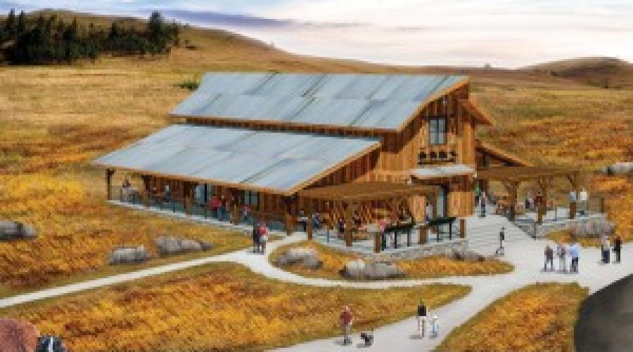 Senate bill looks to appropriate funds for new Custer State Park Bison Center