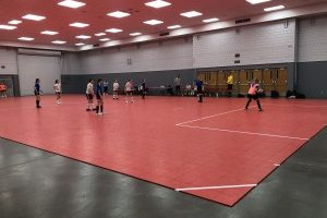 Some changes were implemented for the Black Hills Rapids Winter Classic Indoor Soccer Tournament