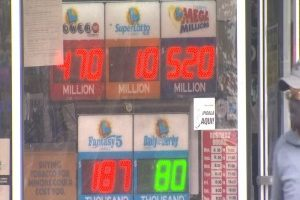 Locals discuss what they'd buy with lottery winnings