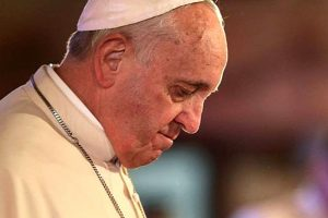 Pope says women can read at Mass, but still can't be priests