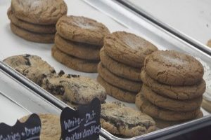 Mary's Mountain Cookies 'cookie drive' proceeds going to Children's Miracle Network