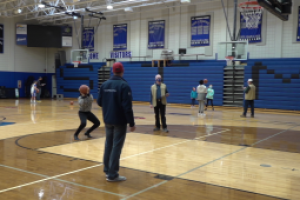 Knight of Columbus hold annual free-throw championships