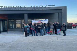 New Timmons Market opens, providing Box Elder its first, full-size grocery store