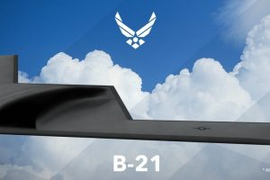 Final B-21 Environmental Impact Statement completed