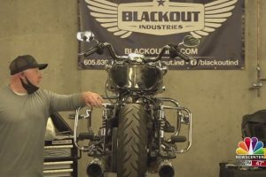 Abbott House and the Motorcycle Rebuild Program join forces for a new project