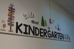 Kindergarten Screening is a tool to get children ready for their transition into school