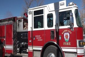 Rapid City Fire Department places new engine into service