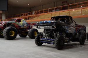 Monster trucks and more head to Civic Center Saturday