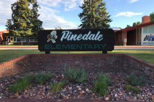 Pinedale Elementary School placed in secure status due to police activity in the area