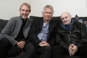 English rockers Genesis announce first U.S. tour in 14 years