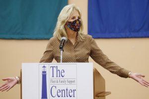 Jill Biden announces next steps for military family program