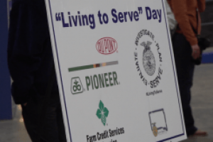 FFA Convention underway in Rapid City, hosts Career Fair and Day of Service
