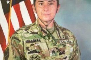 South Dakota Army National Guard graduates first female drill instructor