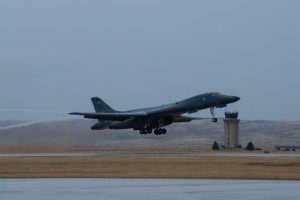Air Force grounds all B-1B bombers following Ellsworth incident