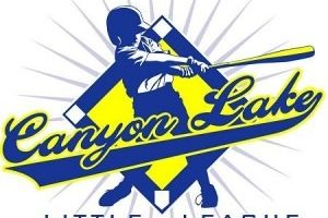 WATCH: PCSO Deputy throws first pitch for Canyon Lake Little League