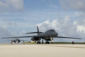 Air Force begins clearing B-1Bs to fly, safety inspections will continue