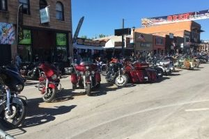 Open containers allowed during 2021 Sturgis Motorcycle Rally