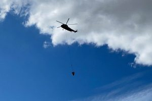 Helicopter exercise planned at Angostura Reservoir Friday, May 14