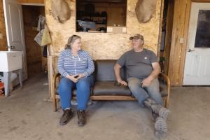 Ep. 12 Living Legend Visits the Farm
