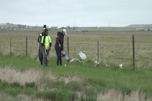 """Box Elder community comes together for """"Cleaning Up the Box"""""""