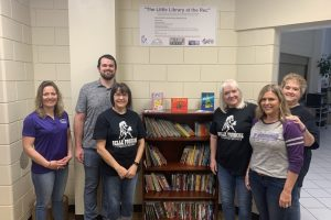 Belle Fourche opens Free Little Library with help from Black Hills Reads