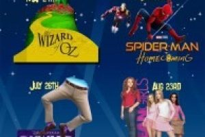 Moonlit Movies kick off Monday night