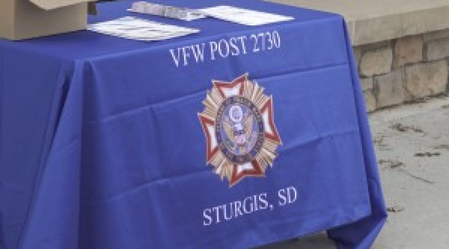"""City of Sturgis kicks off """"Salute to Our Heroes"""" event during Memorial Day Weekend"""