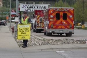 Rapid City Fire Department out to Fill the Boot