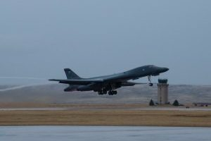Honeywell reaches settlement over unauthorized exports of military tech data, including of B-1B Lancer