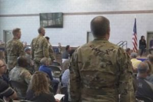 Ribbon cutting unveils new SD Army National Guard Aviation Readiness Center