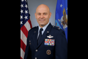 Ellsworth AFB holds change of command ceremony