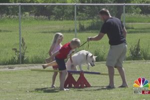 Dog lovers flock to annual K9 3K and Dog Carvinal