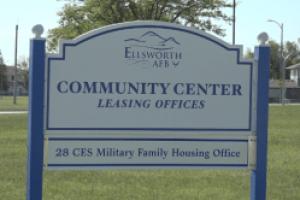 Airmen inbound for Ellsworth encouraged to plan ahead for housing