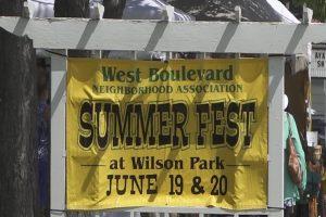 The Hope Center holds Bake Sale to raise money during West Boulevard Summer Festival