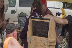 Parks and Rec. Dept. shows appreciation for National Pollinator Week