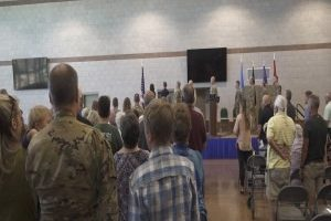 SD Army National Guard soldiers deploy to Horn of Africa