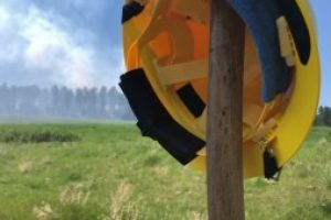 Engine Academy, live fire training prepares wildland firefighters for summer fire season
