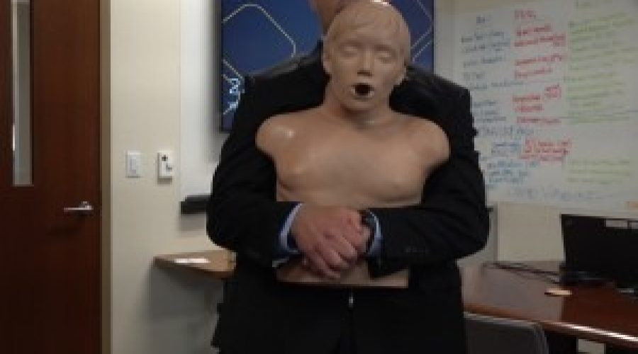 """""""Stayin' Alive"""" – the importance of CPR"""