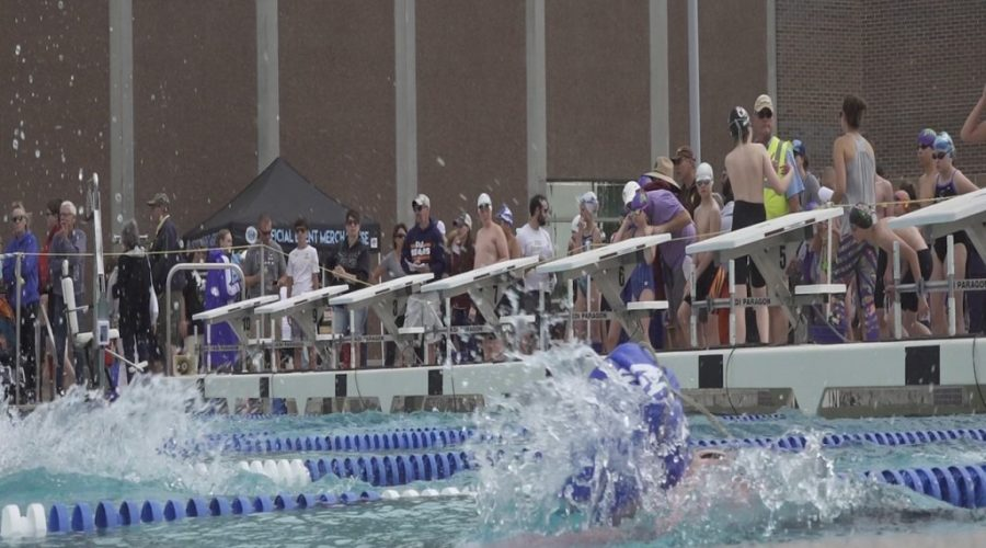 SPLISH SPLASH: Jim Scull Mt. Rushmore Classic hosts over 400 swimmers