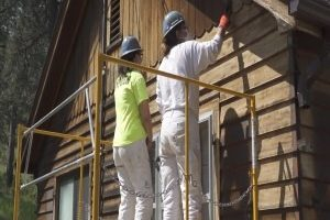 U.S. Forest Service partnership giving young workers on-the-job training