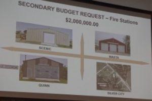 Black Hills Volunteer Fire Departments seek $2 million for new buildings