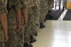 Civil Air Patrol encampment ends early as five test positive for COVID-19