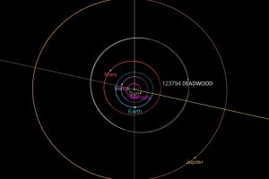 """Deadwood receives """"out-of-this-world"""" honor with naming of asteroid"""