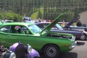 Gold Discovery Days holds annual car show, other events over the weekend