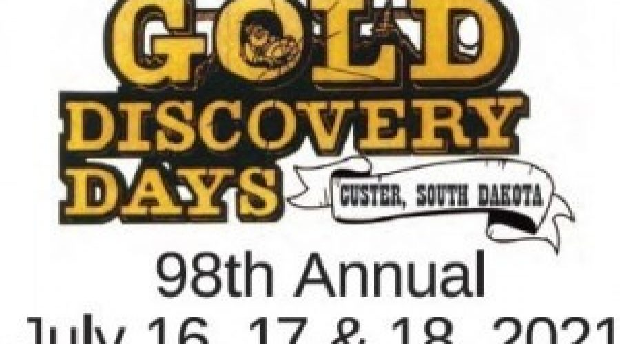 Gold Discovery Days Return to Custer