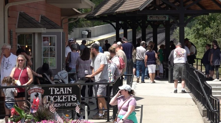 Keystone reports 90 percent jump in foot traffic to visitor center during Fourth of July