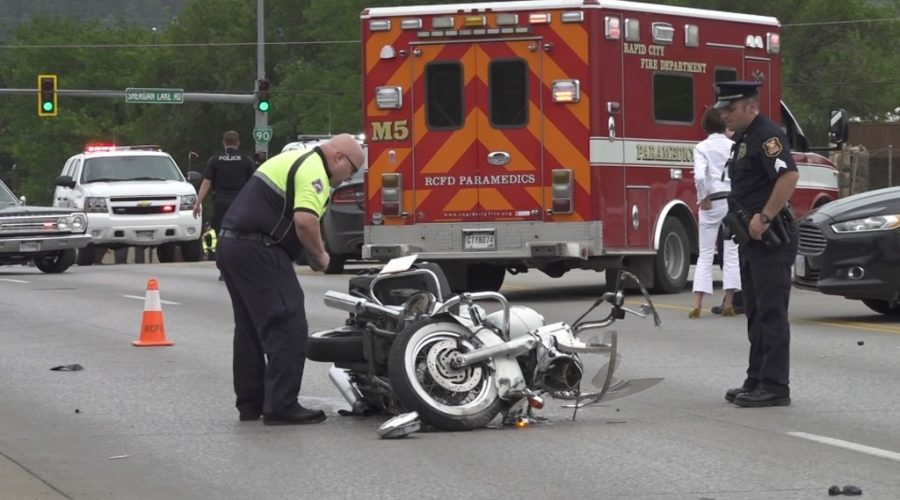 Rise in fatal motorcycle crashes prompts safety reminder from first responders