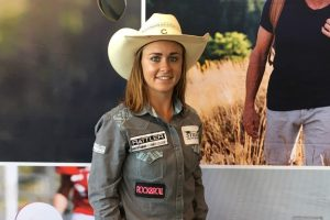 Professional Rodeo Athlete signs with Monument Health