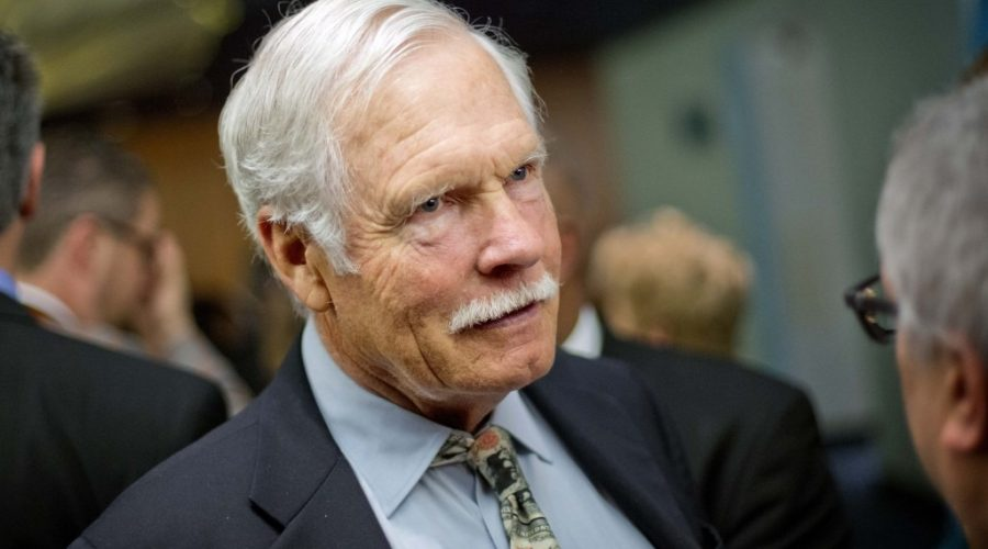 Ted Turner to give land to nonprofit but keep paying taxes