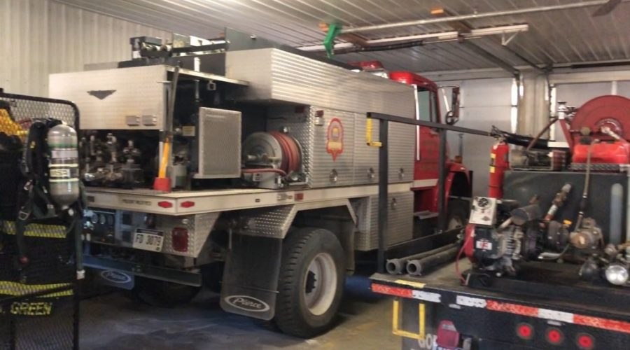 Local Volunteer Fire Departments shed light on firefighting facilities